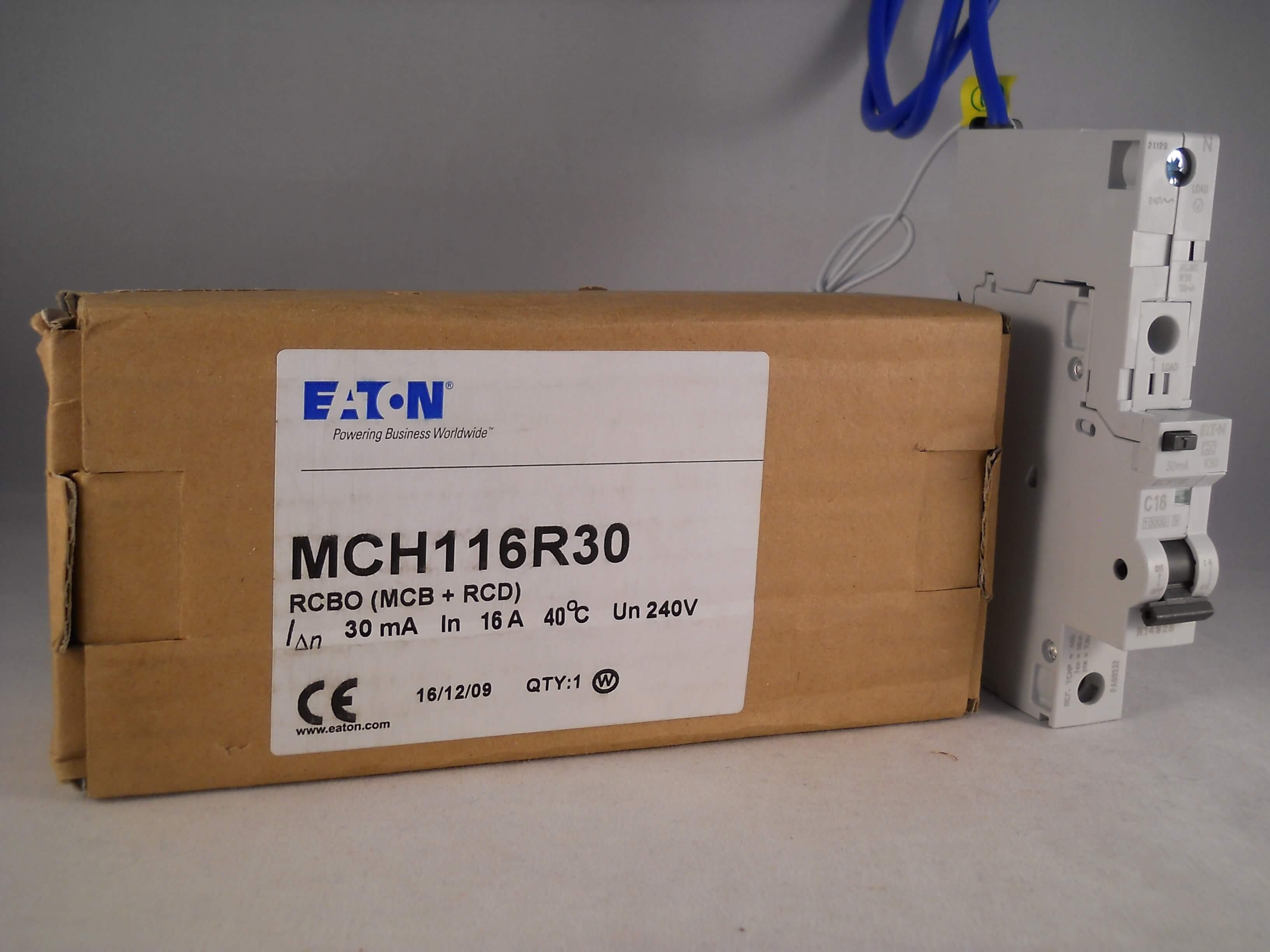 Phenomenal Mem Eaton Rcbo 16 Amp 30Ma Type C 16A Mr30 Pod Memshield 2 Memera Wiring Digital Resources Dadeaprontobusorg