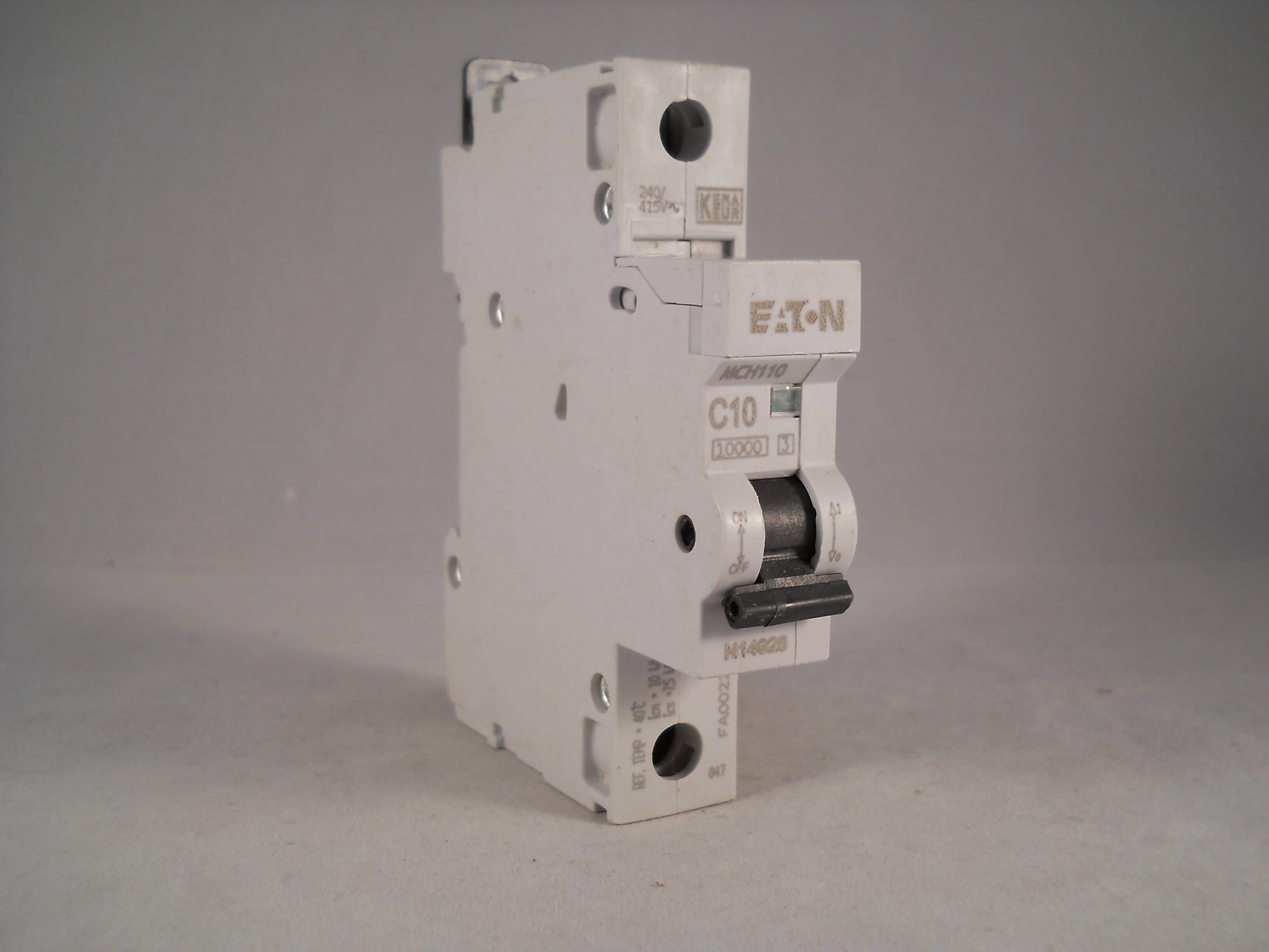 MEM Memera 2000AD MCB 32 Amp Type B 32A Single Pole Circuit Breaker AD32B