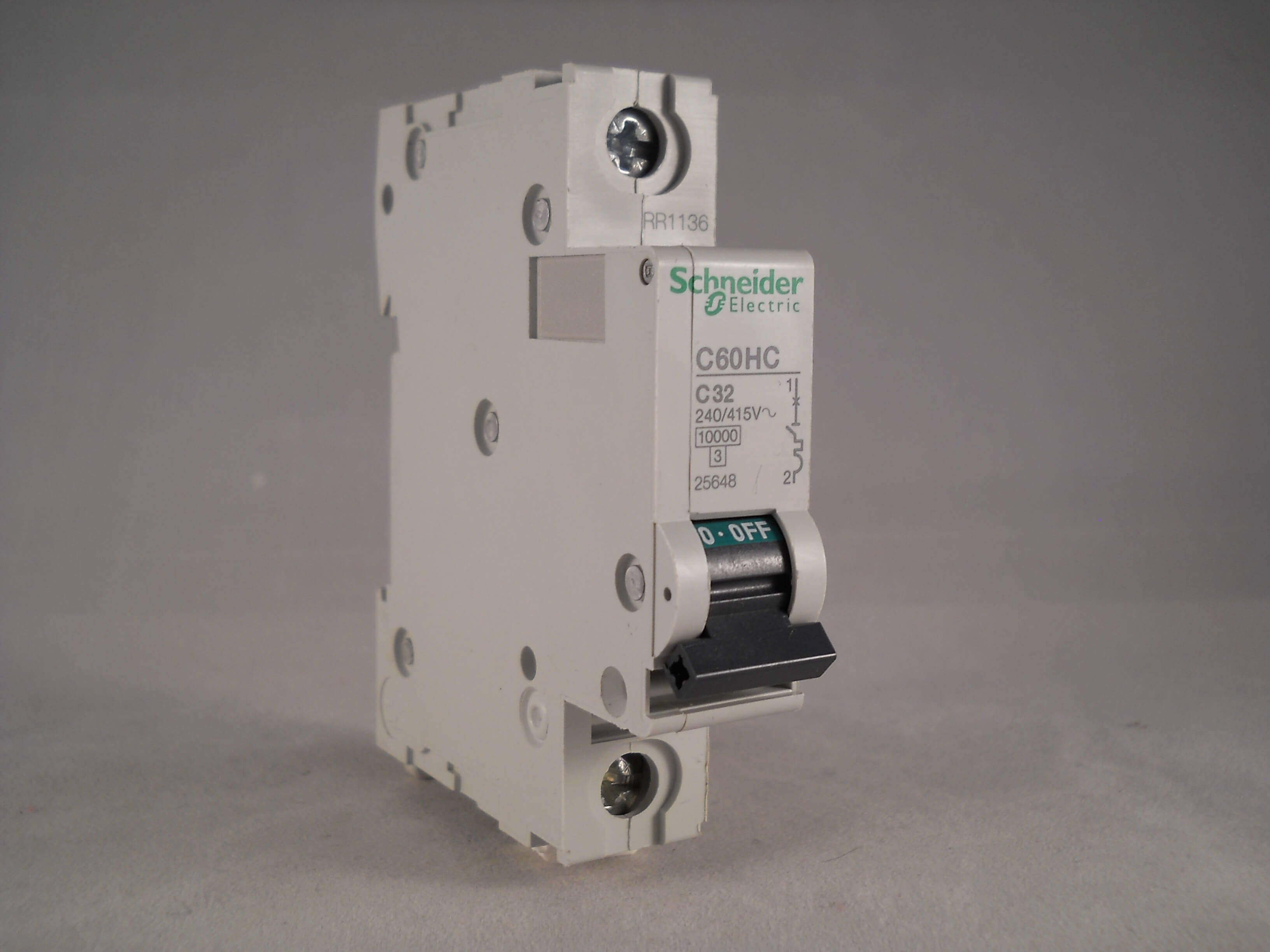 Schneider Mcb 32 Amp Single Pole Type C 32a Multi9