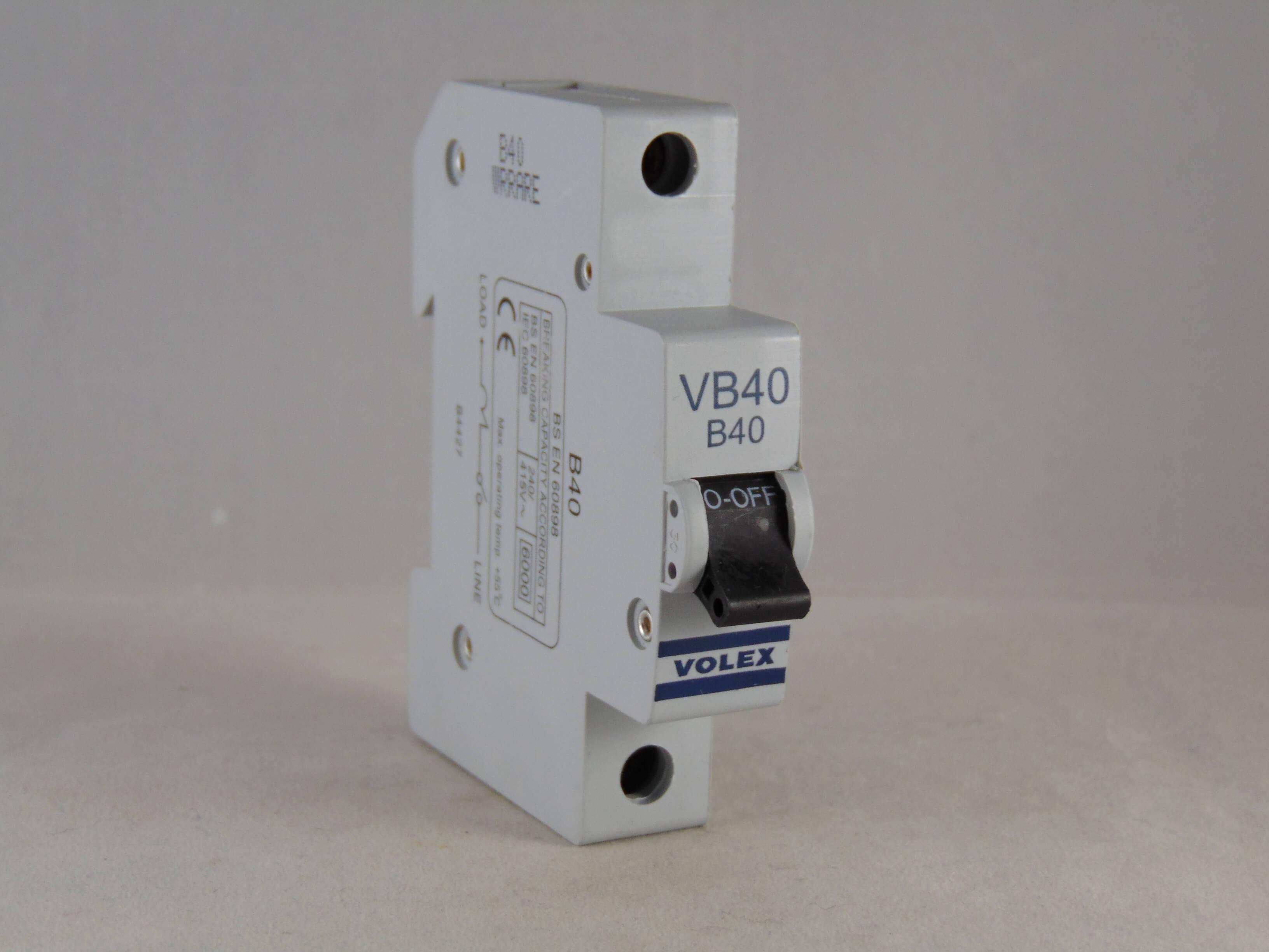 Rccb Rcbo Id Breaker Mccb Mini Circuit Breaker Circuit Breaker