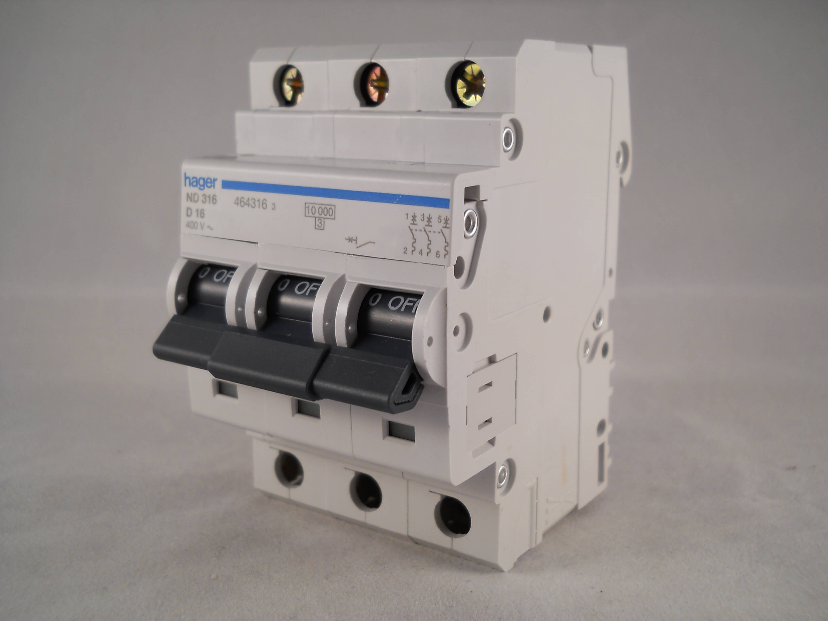 orbis crono timer day and week 230V 16A relay 100h Reserve model 1207 NEW!!!