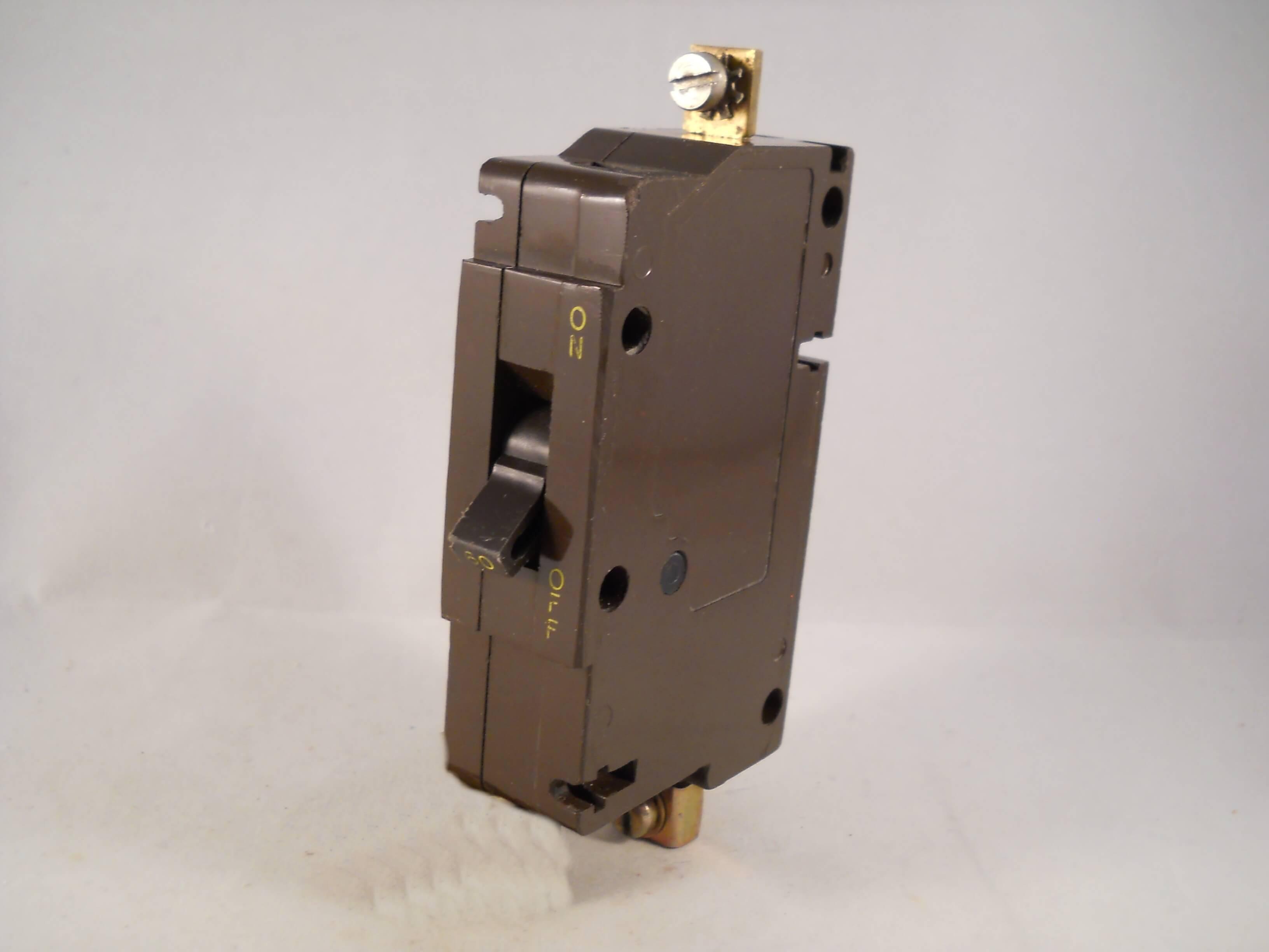 Crabtree C50 5 Amp Single Pole Mcb Circuit Breaker
